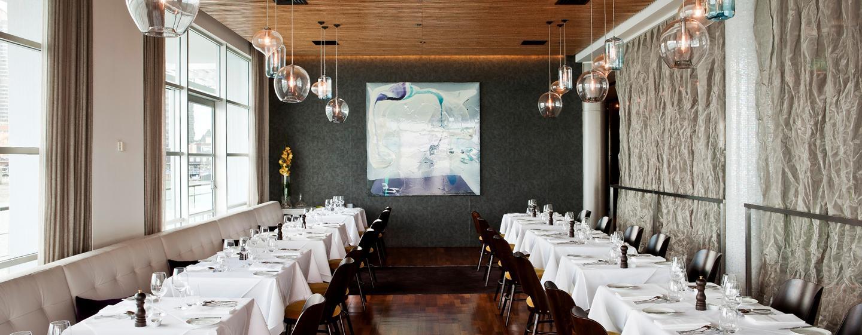 Die Speisekarte des Restaurants wurde von Starkoch Simon Gault erstellt