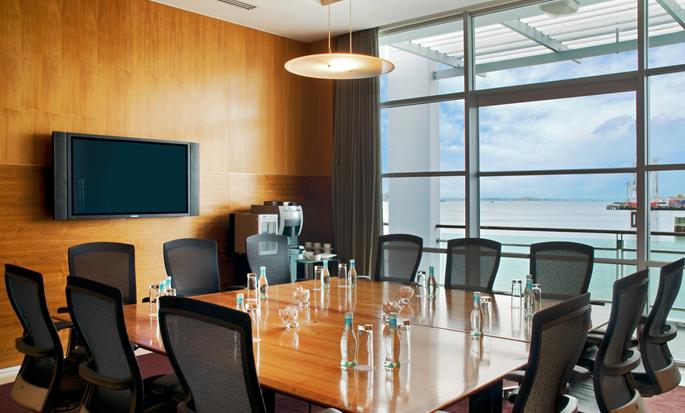 Hilton Auckland - Meetings