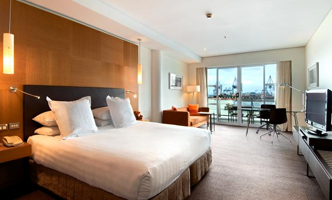 Hilton Auckland - Guest Room