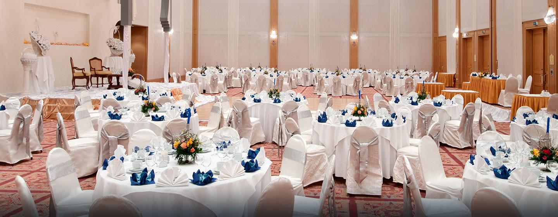 Hôtel Hilton Alger, Algérie - Salle de réception