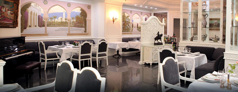 Hôtel Hilton Alger, Algérie - Restaurant Sara