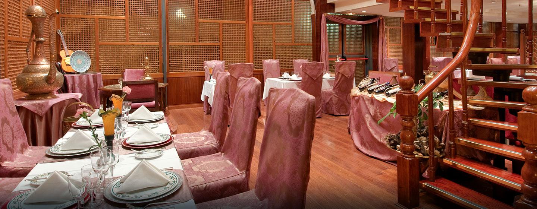 Hôtel Hilton Alger, Algérie - Restaurant Casbah