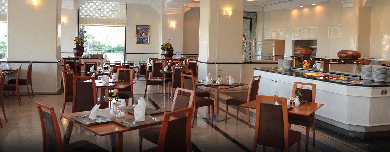 Hôtel Hilton Alger, Algérie - Restaurant Tamina