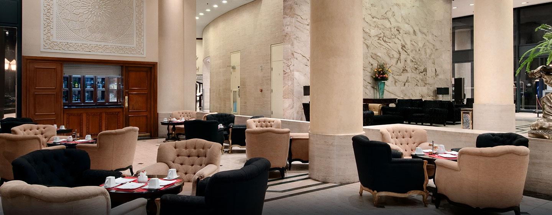 Hôtel Hilton Alger, Algérie - Bar Kantara
