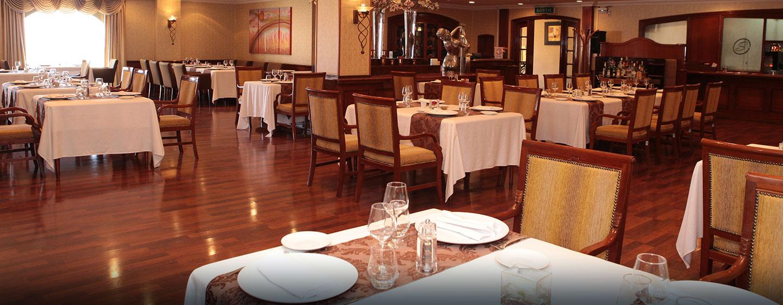 Hôtel Hilton Alger, Algérie - Restaurant Senso