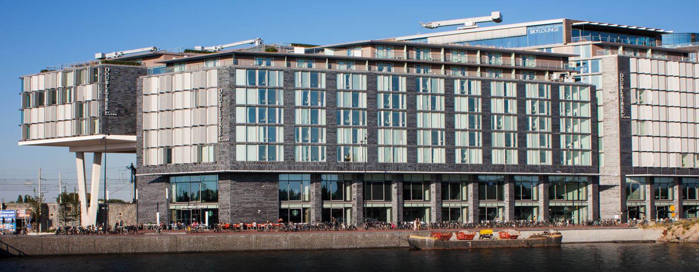 Hôtel DoubleTree by Hilton Hotel Amsterdam Centraal Station - Extérieur