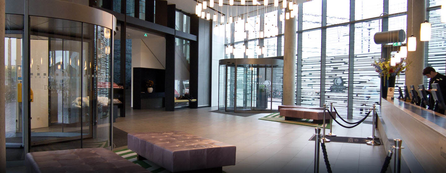 DoubleTree by Hilton Hotel Amsterdam Centraal Station, Pays-Bas - Hall