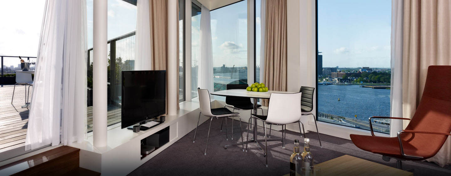 DoubleTree by Hilton Hotel Amsterdam Centraal Station, Pays-Bas - Suite