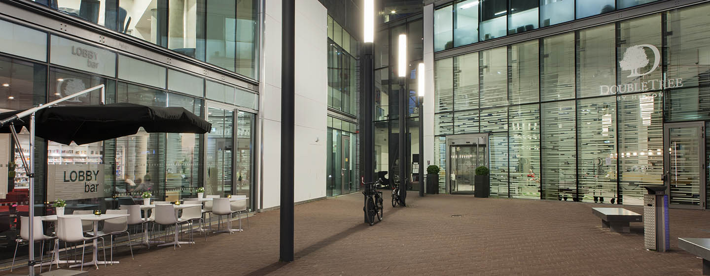 DoubleTree by Hilton Amsterdam Centraal Station, Pays-Bas - Extérieur