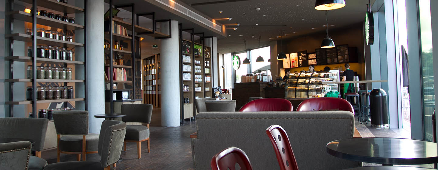 DoubleTree by Hilton Amsterdam Centraal Station, Pays-Bas - Starbucks