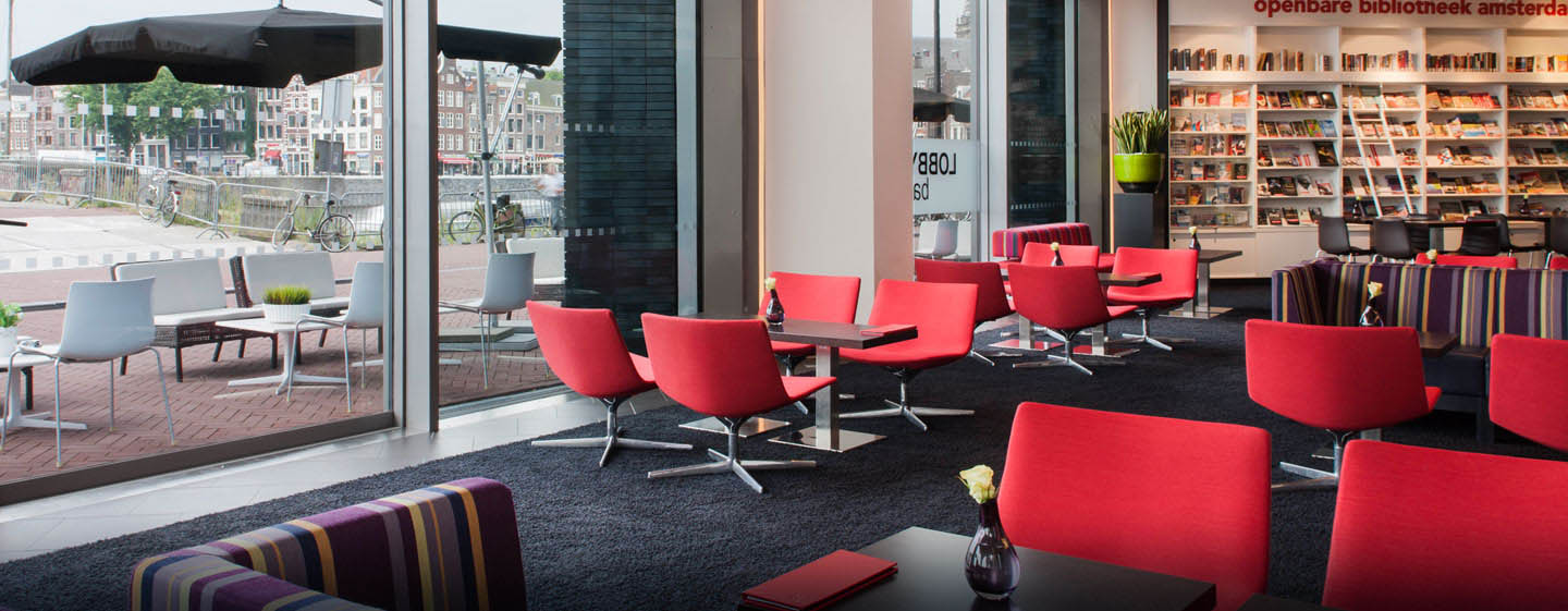 DoubleTree by Hilton Amsterdam Centraal Station, Pays-Bas - Bar