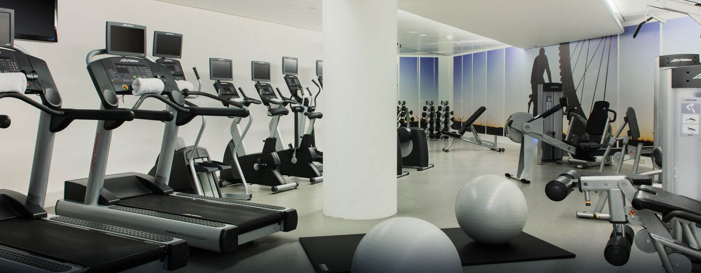 DoubleTree by Hilton Hotel Amsterdam Centraal Station, Pays-Bas - Centre sportif