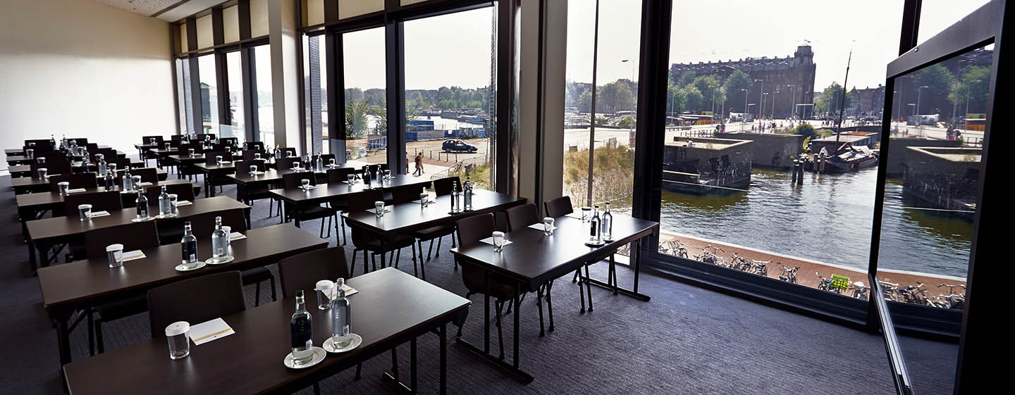 DoubleTree by Hilton Hotel Amsterdam Centraal Station, Pays-Bas - Salle Bristol Cabaret