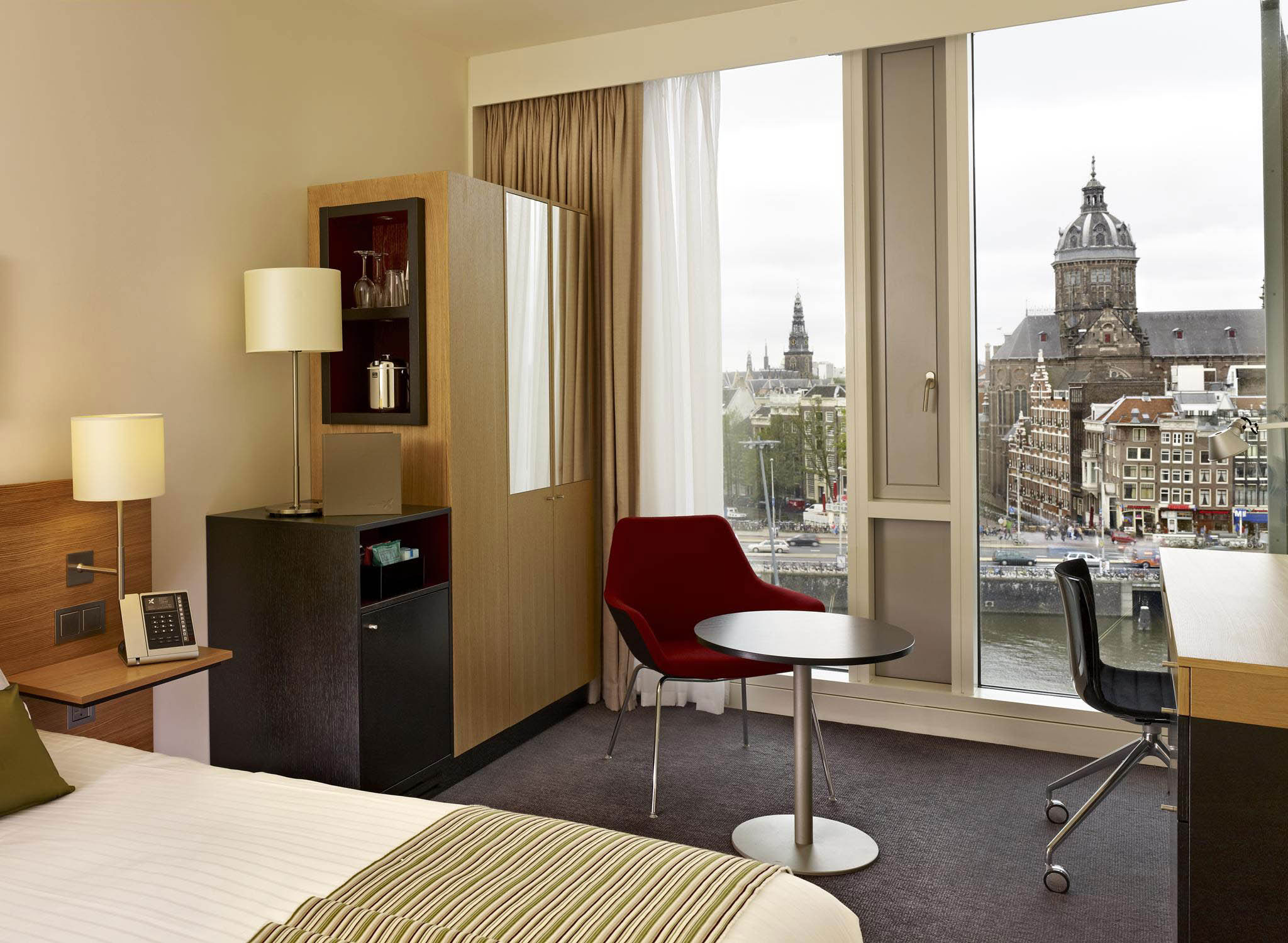 H´tel DoubleTree Amsterdam Centraal Station