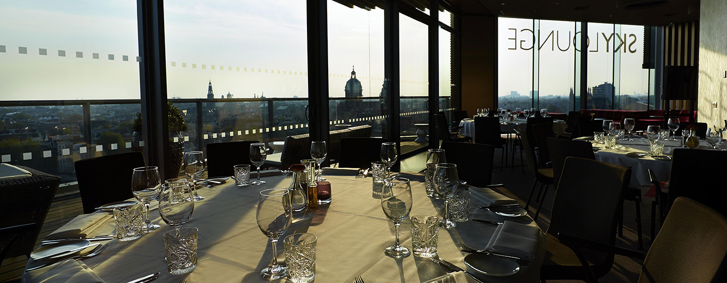 DoubleTree by Hilton Hotel Amsterdam Centraal Station, Paesi Bassi - Ristorante Sky Lounge South