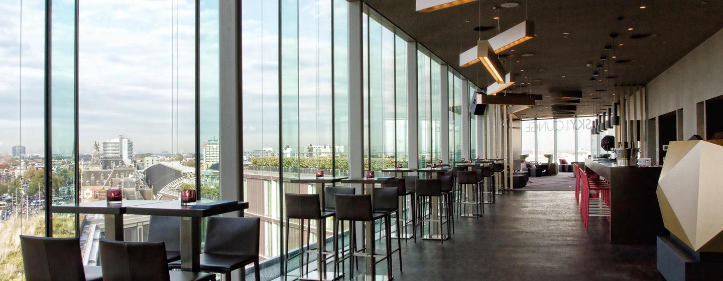 DoubleTree by Hilton Hotel Amsterdam Centraal Station, Paesi Bassi - SkyLounge