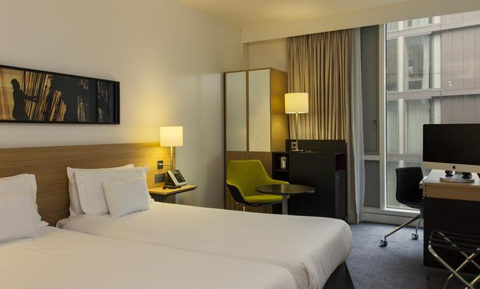 Doubletree By Hilton Hotel Amsterdam Centraal Station, Paesi Bassi - Camera con letti separati