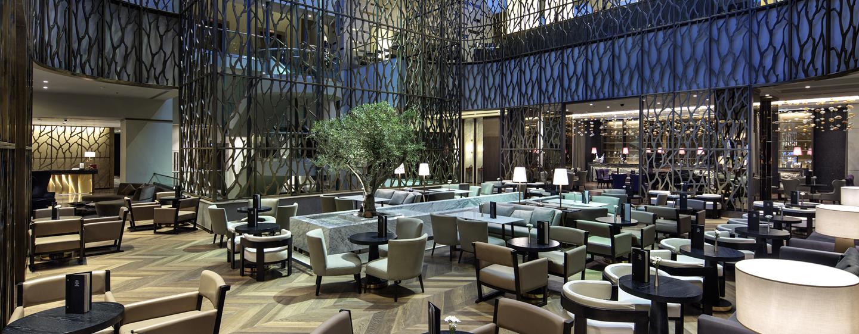 Ankara HiltonSA - Lobbybereich