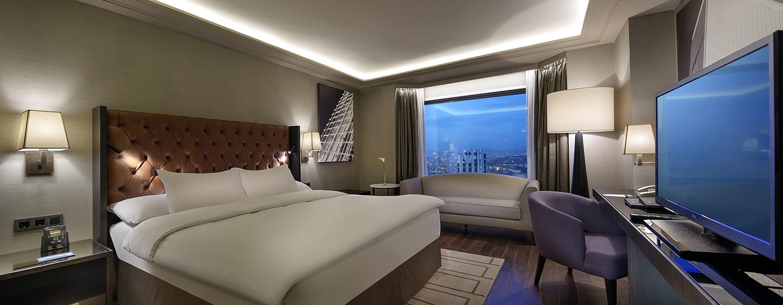 Ankara HiltonSA - Executive Deluxe King-Bett Zimmer