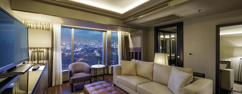 Ankara HiltonSA - Brandneue Suite mit 50 m²