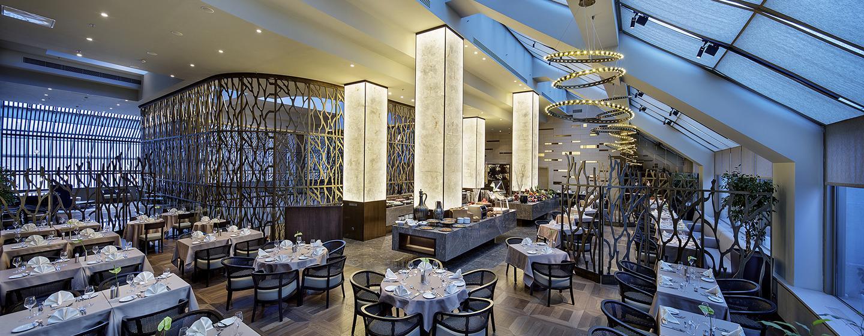 Ankara HiltonSA - Restaurant Greenhouse
