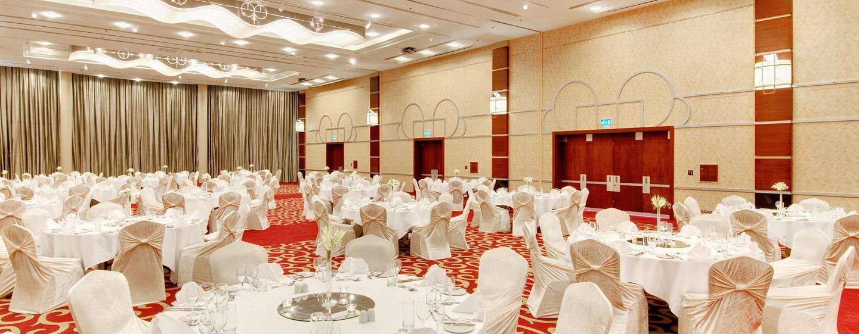 Ankara HiltonSA - Ballsaal