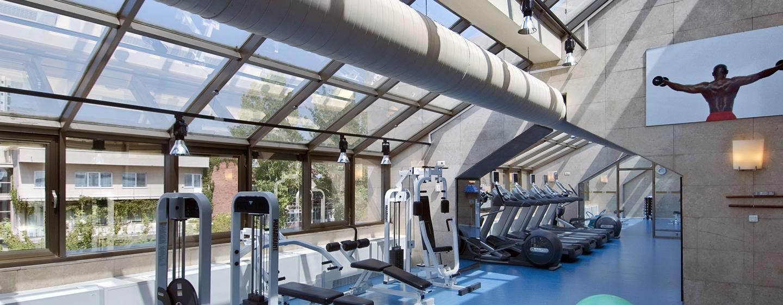 Ankara HiltonSA - Fitness Club