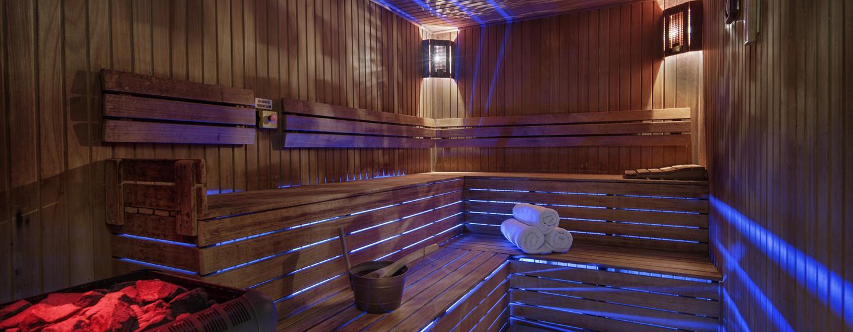 Ankara HiltonSA - Sauna