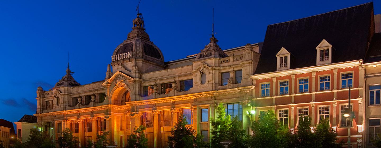 Hôtel Hilton Antwerp Old Town, Belgique - Extérieur de l'hôtel