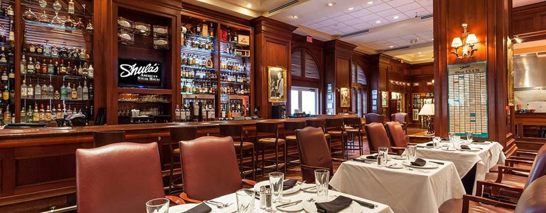 Hilton Naples - Shula's Steak House Naples