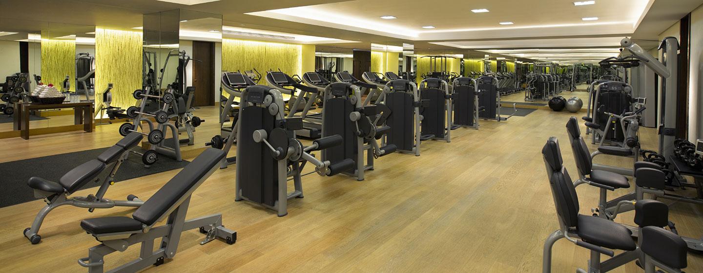Hotel Hilton Capital Grand Abu Dhabi, EAU - Fitness center