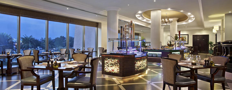 Hotel Hilton Abu Dhabi, EAU - La Terrazza