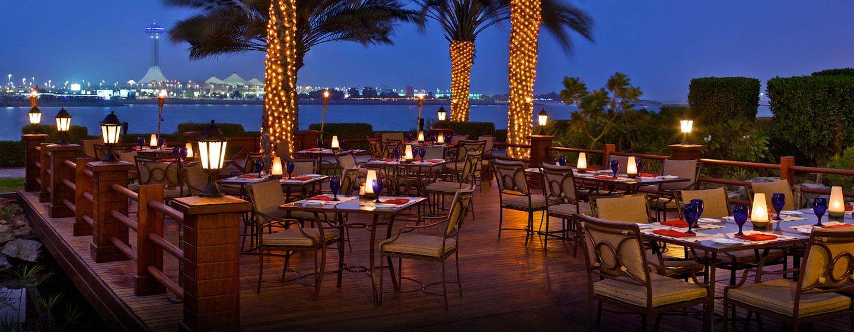 Hotel Hilton Abu Dhabi, EAU - Vasco's - Ristorante internazionale