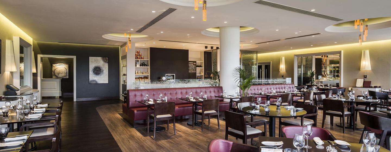 Hôtel Hilton Abu Dhabi, EAU - Bocca - Restaurant italien