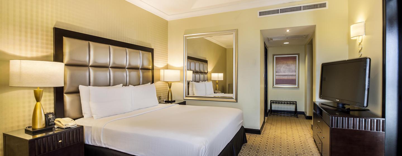Hôtel Hilton Abu Dhabi, EAU - Suite exécutive