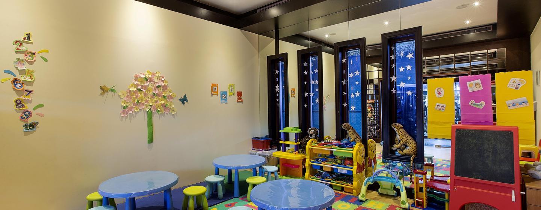 Hôtel Hilton Abu Dhabi, EAU - Club pour enfants