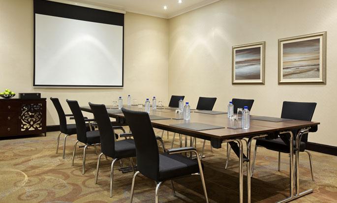 Hotel Hilton Abu Dhabi, EAU - Sala Yas