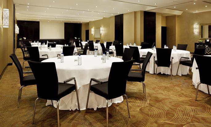 Hôtel Hilton Abu Dhabi, EAU - Salle de réunion Bateen