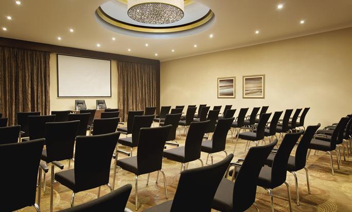 Hôtel Hilton Abu Dhabi, EAU - Salle Bani Yas