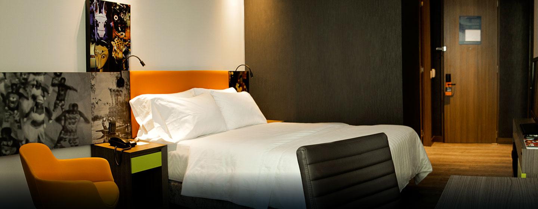 Hotel Hampton by Hilton Barranquilla, Colombia - Habitación estándar