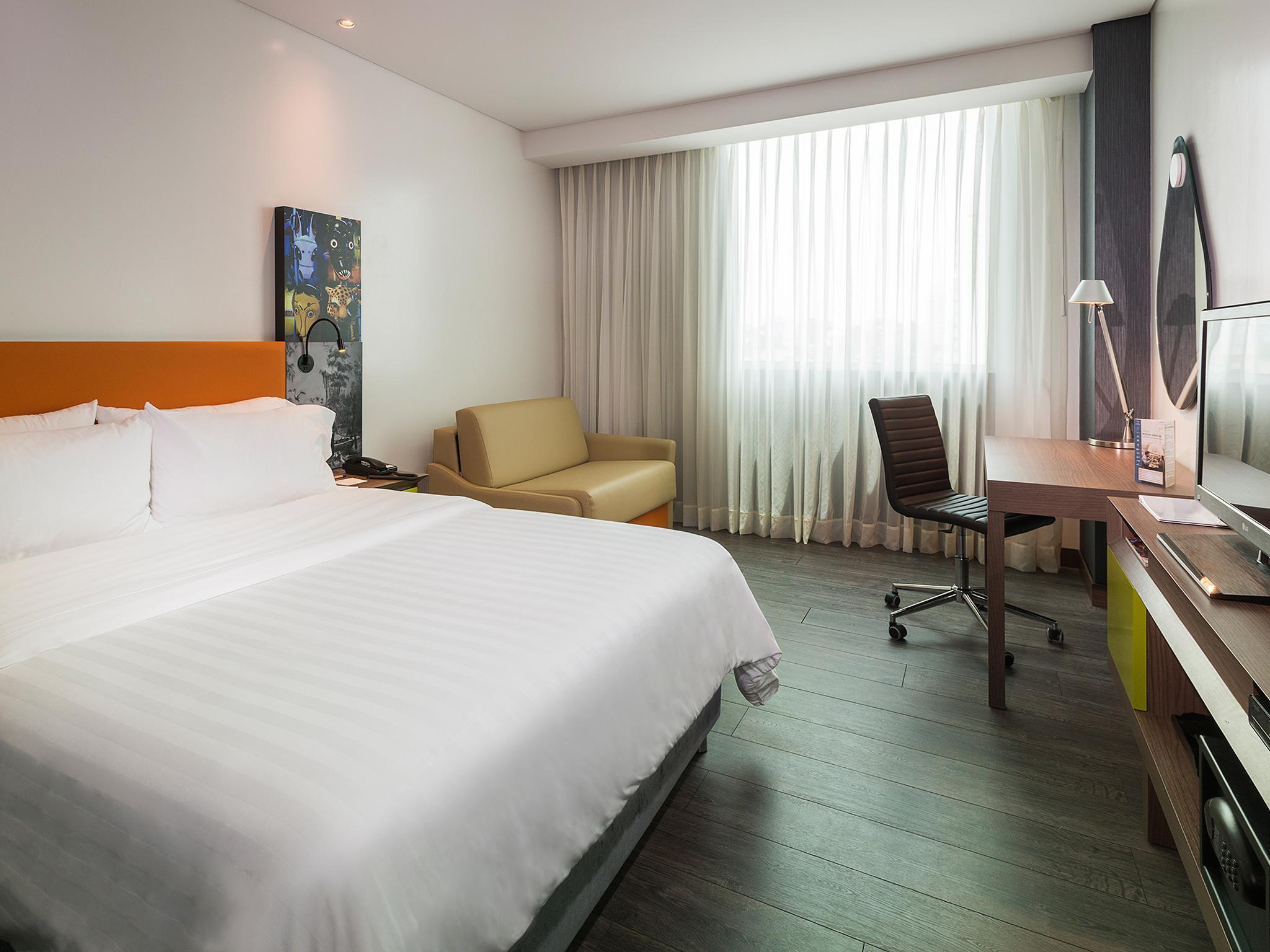 Hoteles Hampton By Hilton En Colombia Barranquilla Y