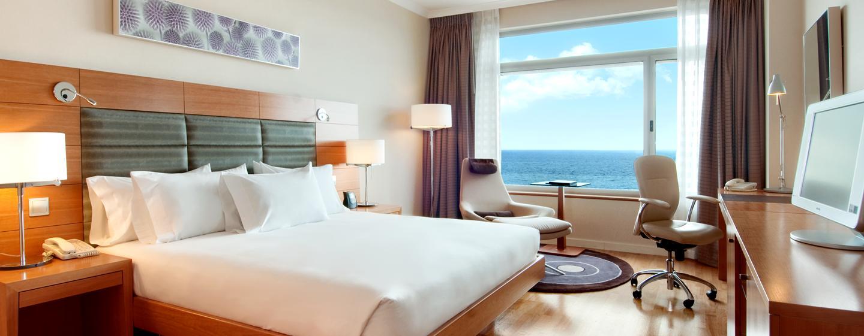 Hilton Diagonal Mar Barcelona, España - Habitación Executive con cama King