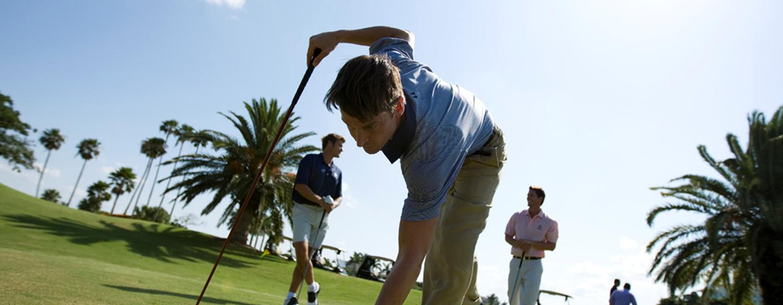 Boca Raton Resort & Club, A Waldorf Astoria Resort - Golfe de classe internacional no local