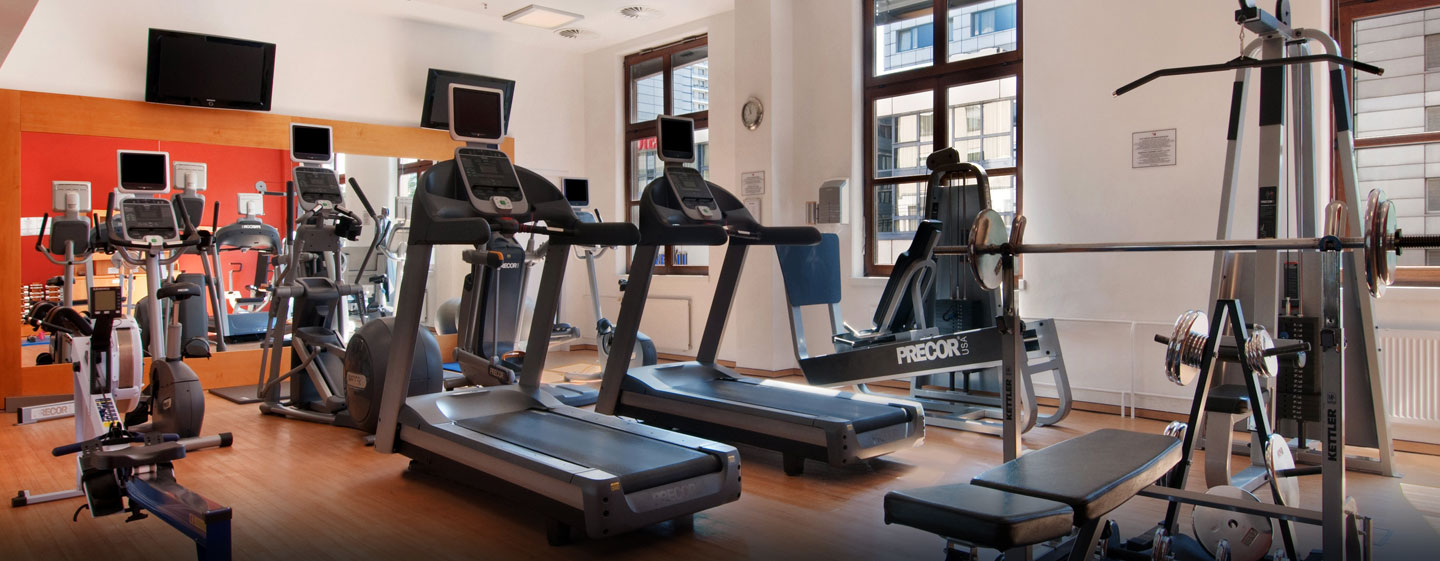 Hotel Hilton Berlin, Germania - Fitness center