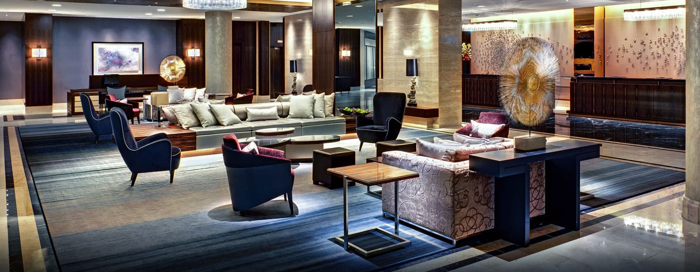Hotel Hilton Berlin, Germania - Lobby