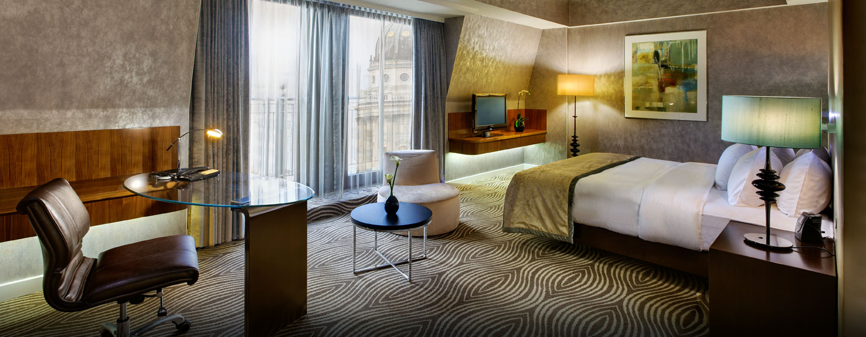 Hôtel Hilton Berlin, Allemagne - Suite duplex