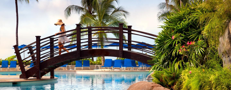 Hilton Barbados Resort Hotel - Piscina ao ar livre