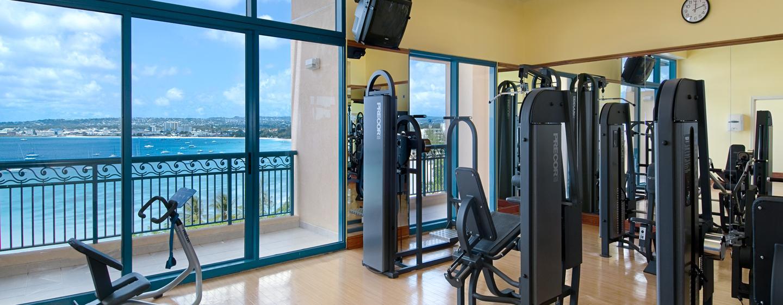 Hilton Barbados Resort Hotel - gimnasio