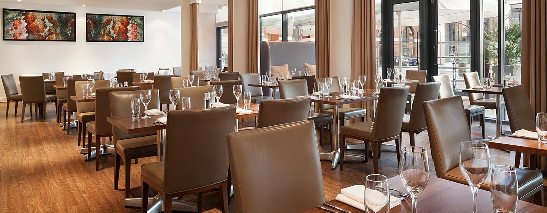 Im Restaurant City Café werden Ihnen köstliche Speisen serviert