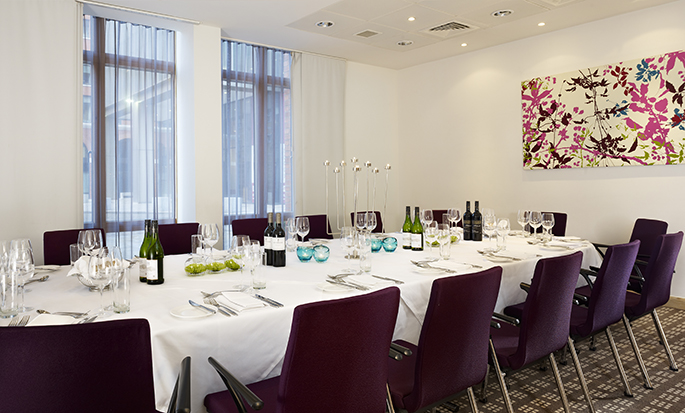 Hilton Garden Inn Birmingham Brindleyplace, UK - Meetings